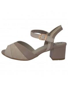 Sandale dama, din piele naturala, marca Jana, 8-28300-22-03-09, bej