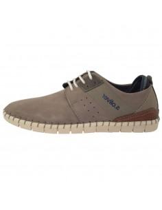Pantofi barbati, din piele naturala, marca s.Oliver, 5-13621-22-14-15, gri
