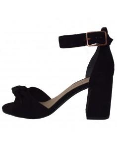 Sandale dama, din piele naturala, marca Tamaris, 1-28309-22-01-10, negru