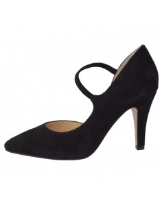 Pantofi dama, din piele naturala, marca Caprice, 9-24402-22-01-03, negru