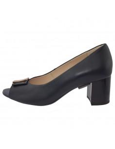 Pantofi dama, din piele naturala, marca Formentera, A28A-0824BL-42-29, bleumarin