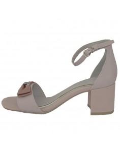 Sandale dama, din piele naturala, marca Marco Tozzi, 2-28339-22-10-08, roze
