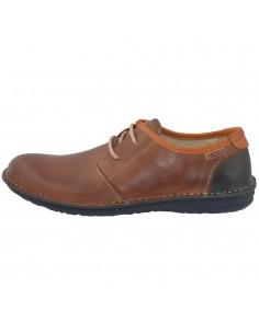 Pantofi barbati, din piele naturala, marca Pikolinos, M8M-4298-16-21, coniac