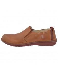 Pantofi barbati, din piele naturala, marca Pikolinos, M8M-3172-16-21, coniac