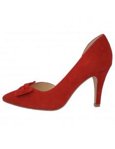 Pantofi dama, din piele naturala, marca Caprice, 9-24403-22-05-03, rosu