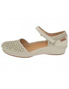 Sandale dama, din piele naturala, marca Pikolinos, 655-0702-19-03-21, bej