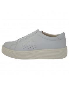 Pantofi dama, din piele naturala, marca Alpina, 8A31-1-14-23, gri