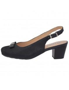 Pantofi dama, din piele naturala, marca Alpina, 9K28-2-42-23, bleumarin