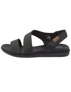 Sandale dama, din piele naturala, marca Pikolinos, W0H-0823BG-19-01-21, negru