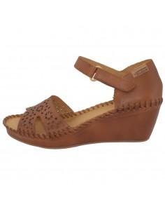Sandale dama, din piele naturala, marca Pikolinos, 943-1691-04-21, camel