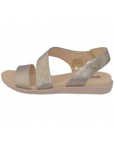 Sandale dama, din piele naturala, marca Pikolinos, W0H-0823CL-12-21, auriu