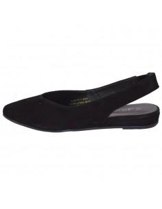Pantofi dama, din piele naturala, marca Tamaris, 1-29406-22-01-10, negru
