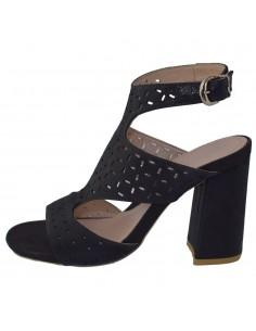 Sandale dama, din piele naturala, marca Stefano, 138592-42-135, bleumarin