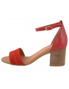 Sandale dama, din piele naturala, marca Carla Sellini, 2613774ROS-05-120, rosu