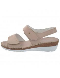Sandale dama, din piele naturala, marca Carla Sellini, 9172891BEI-M2-120, nude