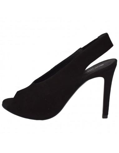 Sandale dama, din piele naturala, marca Gino Rossi, DN1254-AP2-01-32, negru