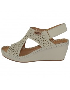 Sandale dama, din piele naturala, marca Pikolinos, 943-1690-03-21, bej
