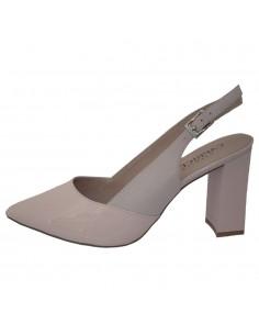 Pantofi dama, din piele naturala, marca Caprice, 9-29604-22-19-10-03, roze