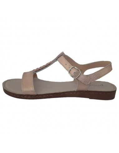 Sandale dama, din piele naturala, marca Formentera, A5A016NU-10-29, roze
