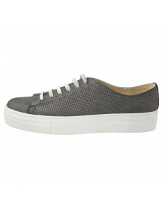 Pantofi dama, din piele naturala, marca Botta, 878-51, gri inchis