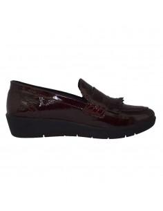 Pantofi sport Geox din piele intoarsa maro U2209G