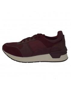 Pantofi sport dama, piele naturala, marca Tamaris, Cod 23706-30-10, culoare bordo