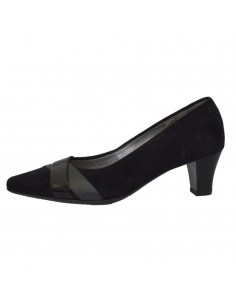Pantofi dama, piele naturala, marca Jenny by Ara, Cod 62826-01-78, culoare negru