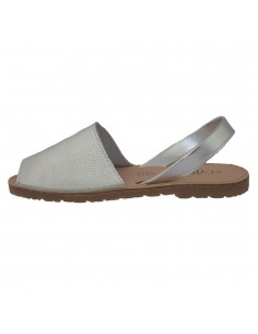 Sandale dama, piele naturala, marca Carmela, Cod 65618-18-44, culoare argintiu
