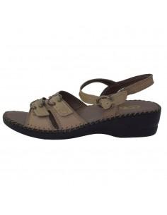 Sandale dama, din piele naturala, marca Gatta, 1170411-3, bej