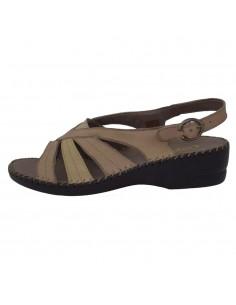 Sandale dama, din piele naturala, marca Gatta, 1170412-3, bej