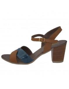 Sandale dama, din piele naturala, marca Gatta, 4420321-8, galben