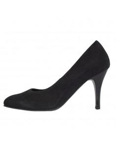 Pantofi dama, din piele naturala, marca Neno, 190-01-71, negru