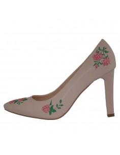 Pantofi dama, piele naturala, marca Botta, Cod 428-M2-05, culoare nude