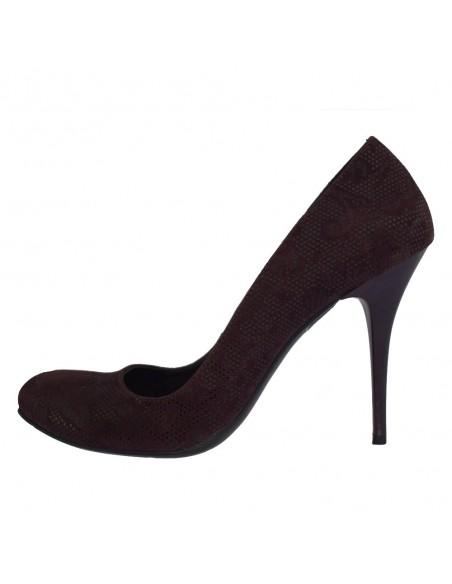 Pantofi DogatI piele naturala 101M2012