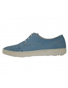 Pantofi dama, piele naturala, marca Formenterra, Cod A5G767-07-29, culoare albastru