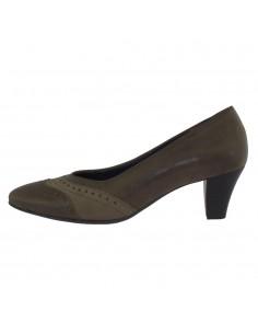 Pantofi dama, din piele naturala, marca Jenny Ara, B62818-14, gri