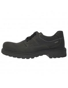 Pantofi barbati, din piele naturala, marca Marc, 86-1-01-109, negru