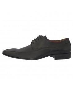 Pantofi barbati, din piele naturala, marca Gatta, 4390-1, negru