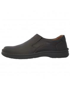 Pantofi barbati, piele naturala, marca Krisbut, Cod 4561-1-1-01-119, culoare negru