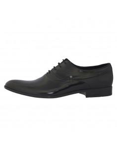 Pantofi eleganti barbati, piele naturala, marca Conhpol, Cod 5449-ZB24-01-40, culoare negru