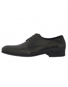 Pantofi eleganti barbati, piele naturala, marca Eldemas, Cod A362-20-01-24, culoare negru