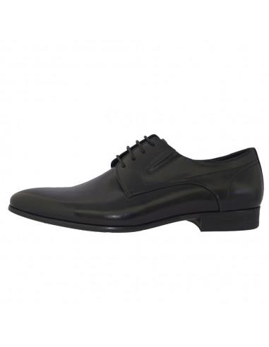 Pantofi eleganti barbati, piele naturala, marca Saccio, Cod A372-60A-01-17, culoare negru
