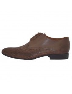 Pantofi eleganti barbati, piele naturala, marca Gino Rossi, Cod MPV667-V49-16-32, culoare maro