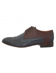 Pantofi eleganti barbati, piele naturala, marca Gino Rossi, Cod MPV873-42-32, culoare bleumarin
