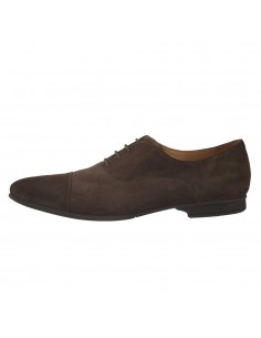 Pantofi eleganti barbati, piele naturala, marca Geox, Cod U722SB-02-06, culoare maro