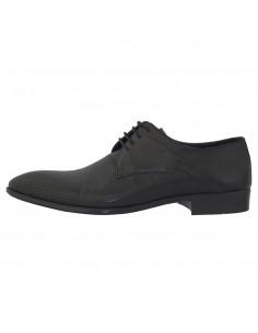 Pantofi eleganti barbati, din piele naturala, marca Otter, ZG108-01-01-79, negru