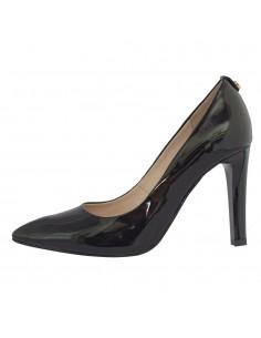 Pantofi dama, piele naturala, marca Botta, Cod 663-01-05, culoare negru