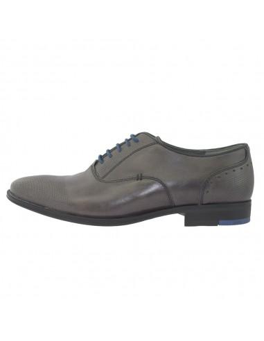 Pantofi eleganti barbati, piele naturala, marca Marco Santini, Cod A6H2947-14-28, culoare gri
