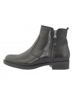 Ghete dama, piele naturala, marca Formenterra, Cod A6H4363N-01-29, culoare negru