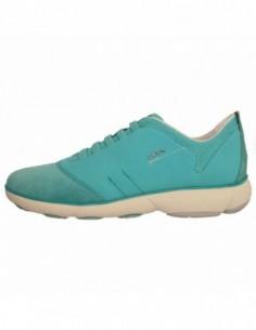 Pantofi sport dama, piele naturala, marca Geox, Cod D621EC-43-06, culoare verde deschis